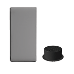 Amaircare Replacement Filter Amaircare Roomaid Mini Annual Kit 93-A-04PL05-SO 626565300036