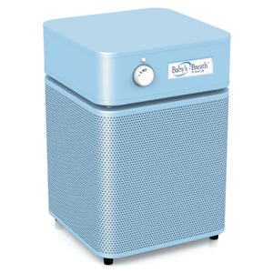 Austin Air Air Purifiers With Wheels / Blue Austin Air Baby's Breath Air Purifier A205G1 769100-21716-8