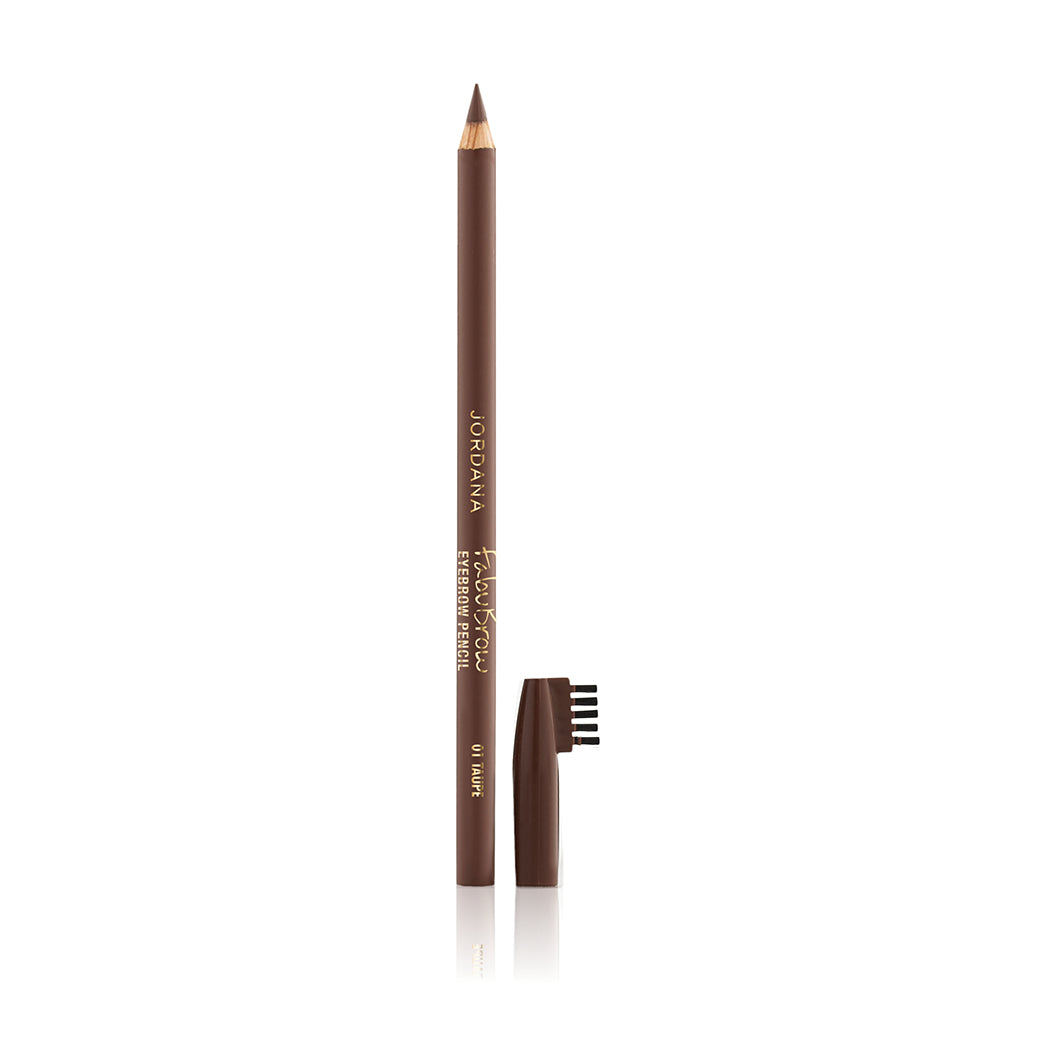 Fabubrow Eyebrow Pencil - 01 Taupe