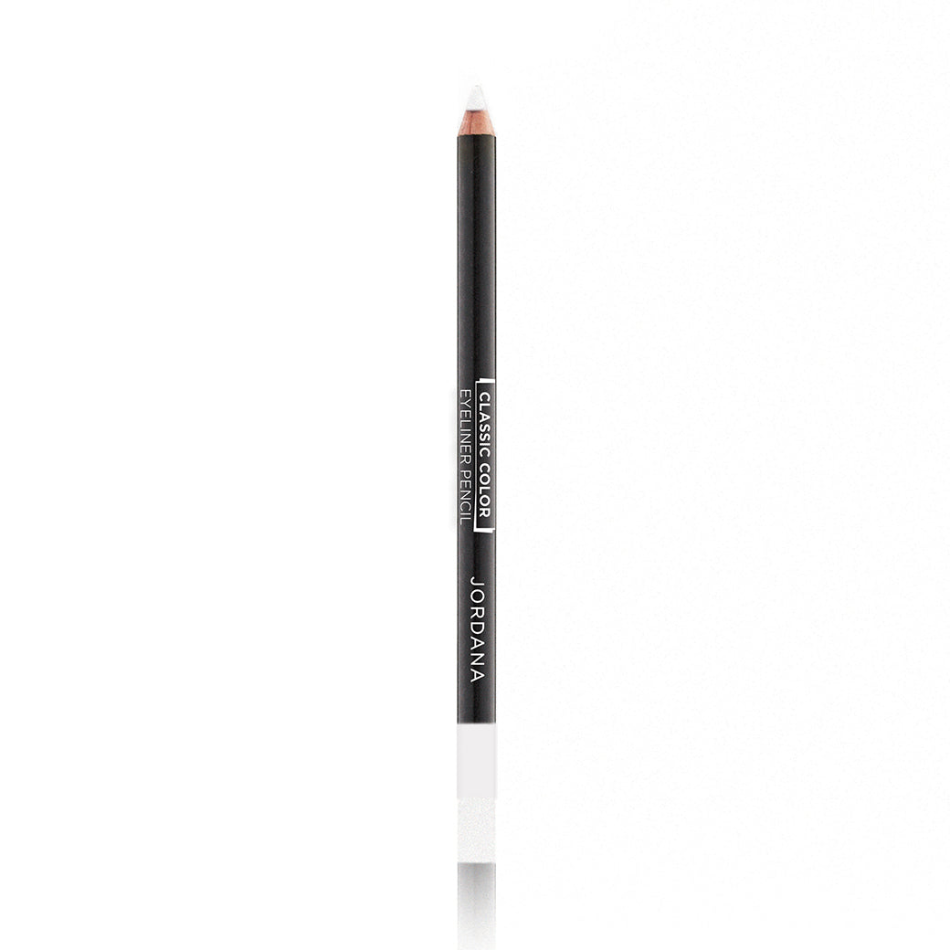 Classic Color Eyeliner Pencil - 01 White