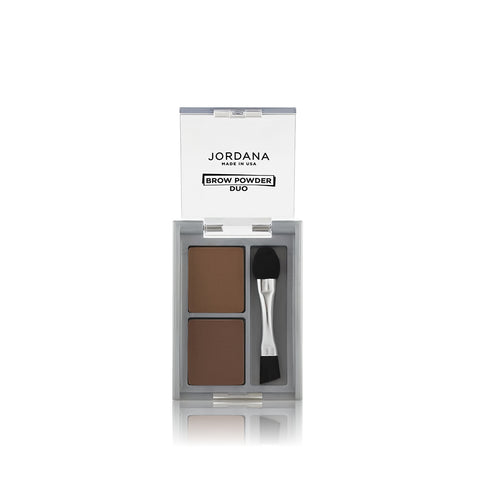Brow Powder Duo - 02 Medium