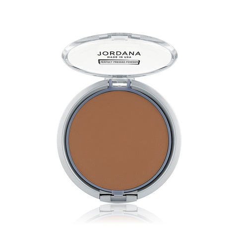 Perfect Pressed Powder - 09 Warm Amber