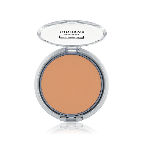Perfect Pressed Powder - 12 Warm Caramel