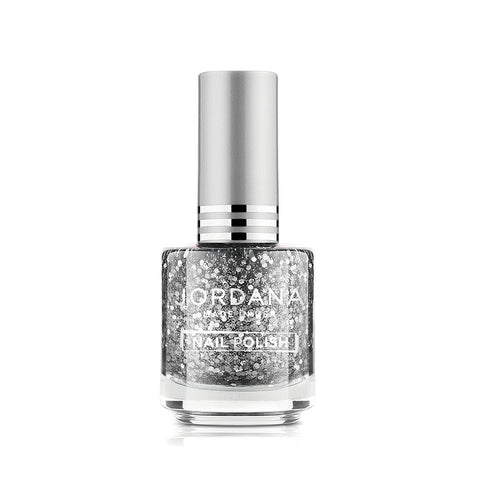 Nail Polish - 176 Silver Jewel