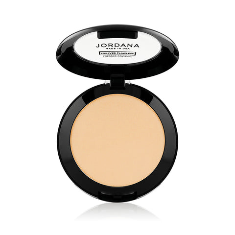 Forever Flawless Pressed Powder - 104 Creamy Beige