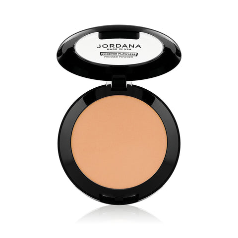 Forever Flawless Pressed Powder - Light Honey