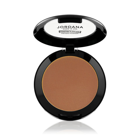 Forever Flawless Pressed Powder - 108 Warm Amber