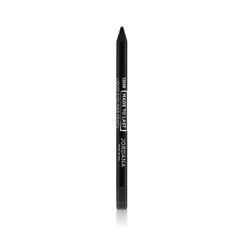 12 HR MADE TO LAST® LIQUID EYELINER PENCIL - 01 Black Point