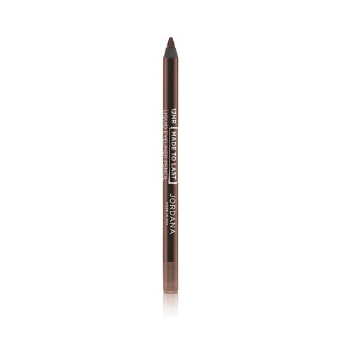 12 HR MADE TO LAST® LIQUID EYELINER PENCIL - 02 Espresso Last
