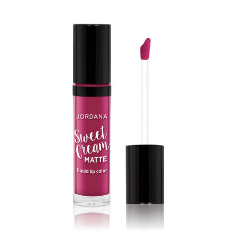 Sweet Cream Matte Liquid Lip Color - 25 Sugarberry Crumble