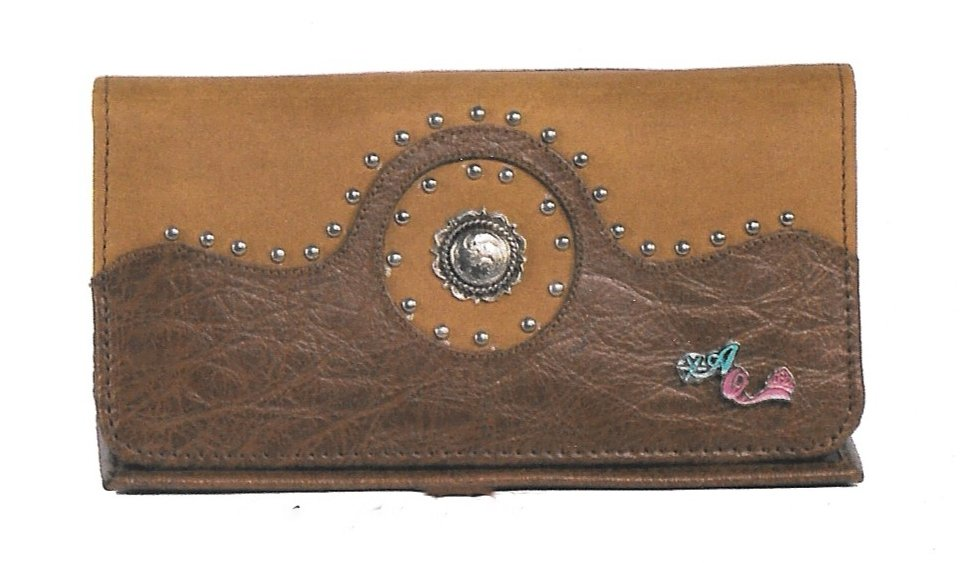 Arena Queen Womens Wallet #CWD-006-TN