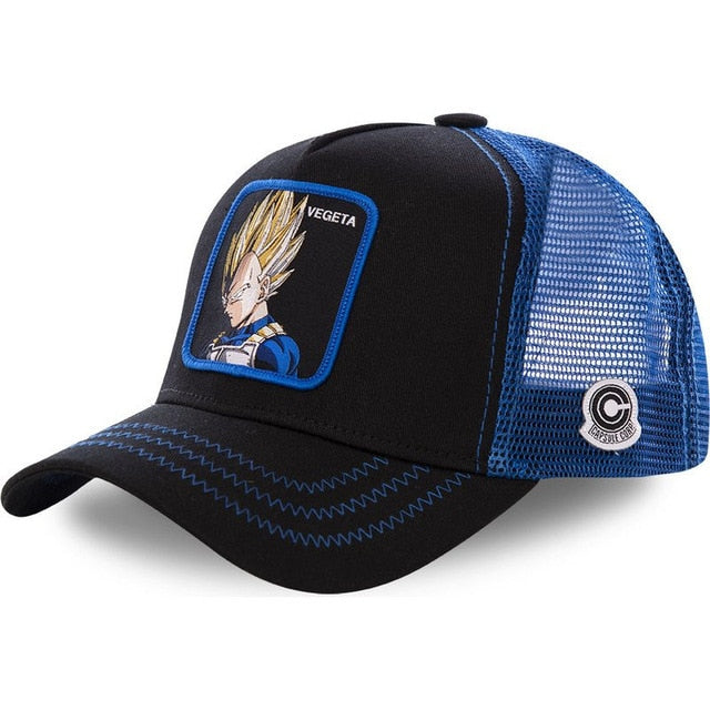 free delivery famous brand clearance prices Casquettes Dragon Ball Z – Pakkun Shop