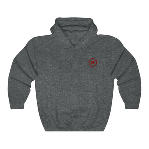 Logo Unisex Hooded Sweatshirt