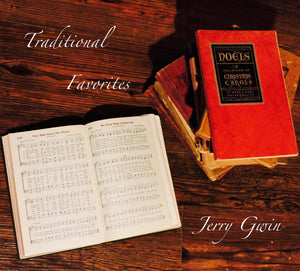 Traditional Favorites (by Jerry Gwin) - Physical CD
