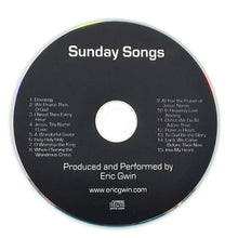 Load image into Gallery viewer, Sunday Songs - Physical CD