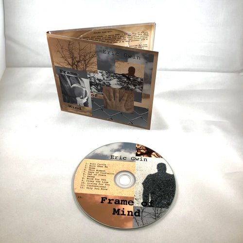 Frame of Mind - Physical CD