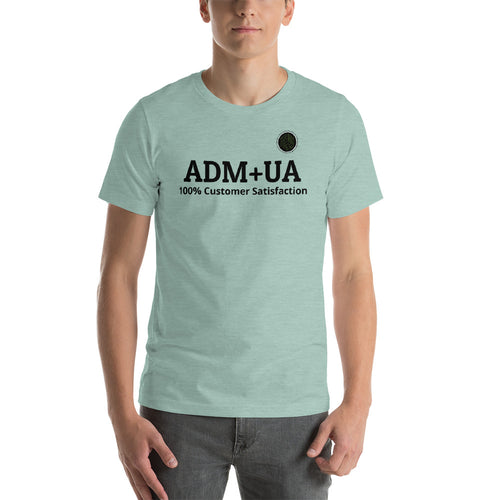 ADM plus UA Auto Sales Wear Short-Sleeve Unisex T-Shirt