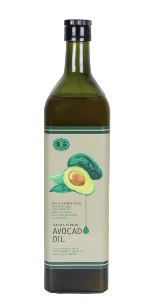 Fantastic Avocado Cooking Oil for all temperatures