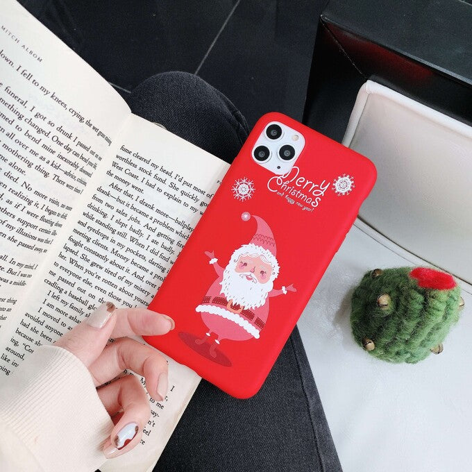 Christmas Santa Claus iPhone case for iPhone 11Pro, iPhone11 max, iPhone 11Pro Max