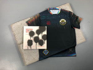 Writers On Wax Package Album + Football Jersey Black Noise