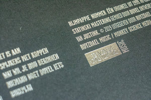 DUVELDUVEL Rijmpappie No. 1 - LP