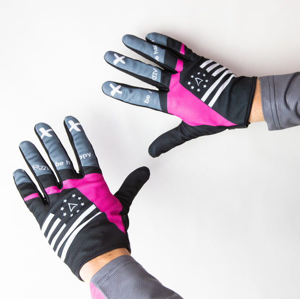 PURE cycling glove
