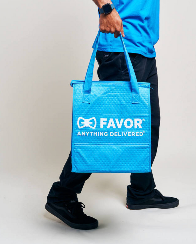 Favor Delivery Tote Bag