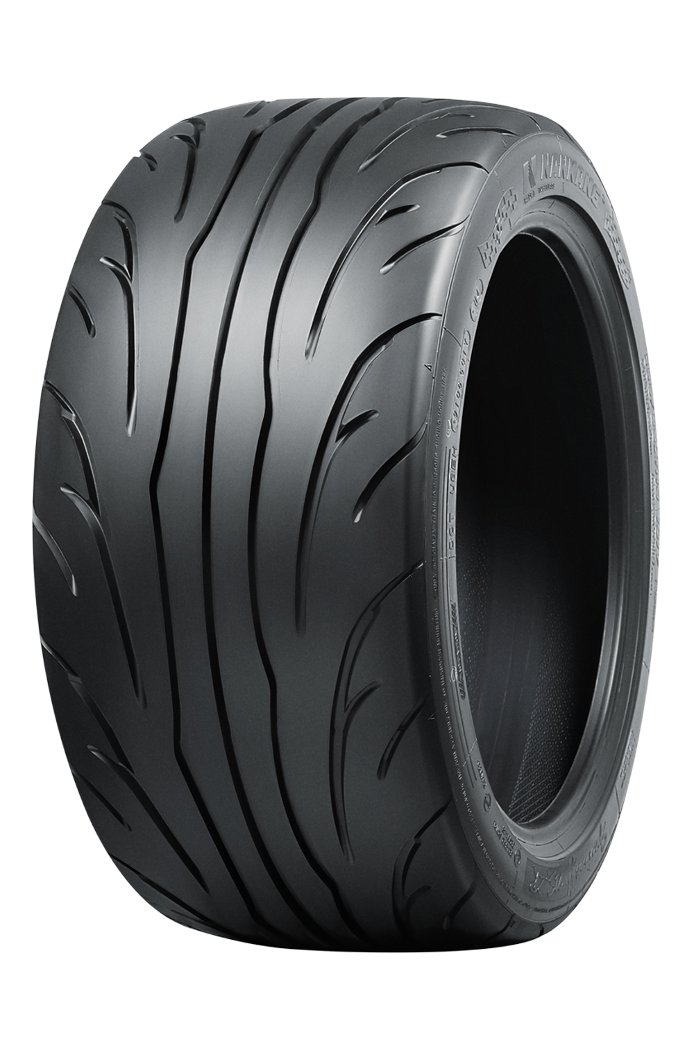 Nankang NS-2R 200TW Tire angled right