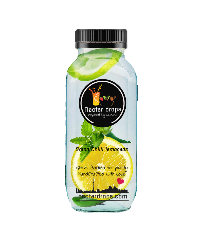 Green Chilli Lemonade