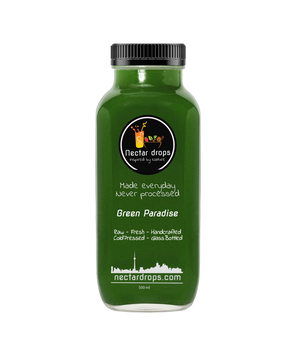 NEctar Drops toronto Golden sunshine cold pressed juice