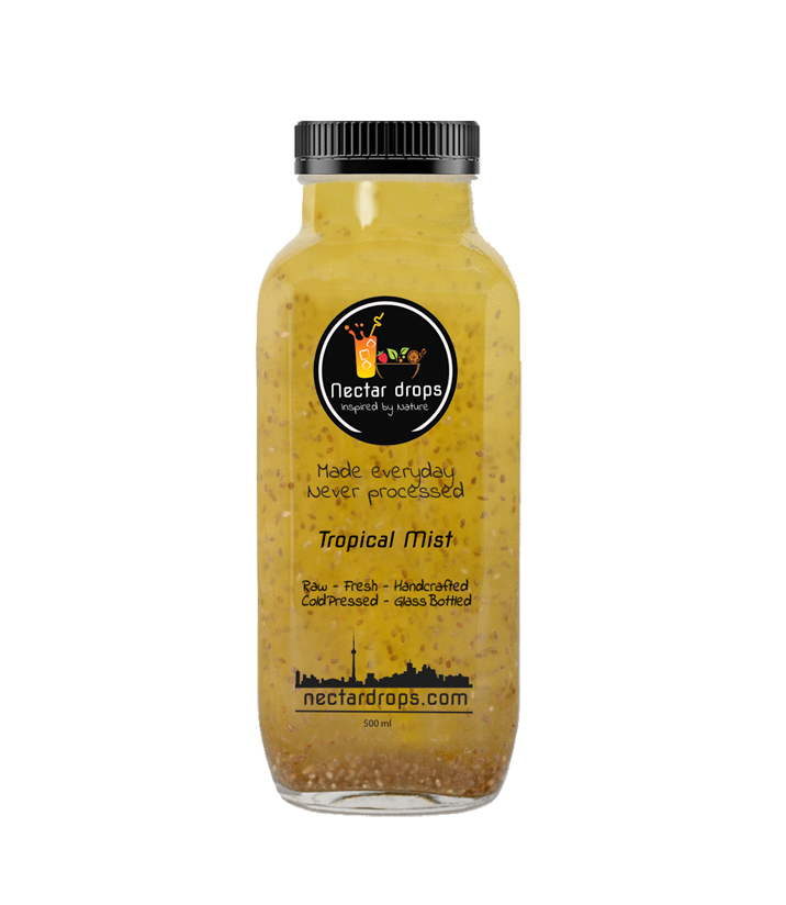 Pineapple Chia Tropical Mist
