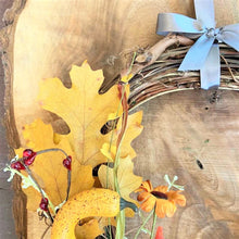 Load image into Gallery viewer, Autumn Harvest Wreath - 2020 Autumn Collection (limited quantities)