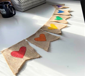 """Love is Love"" Bunting"
