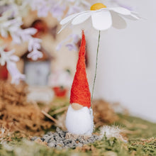 Load image into Gallery viewer, Rowan, the Garden Gnome (The Enchanted Garden Collection)
