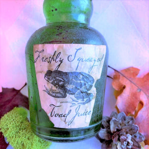 Aged Toad Juice - 2020 Autumn Collection (limited quantities)