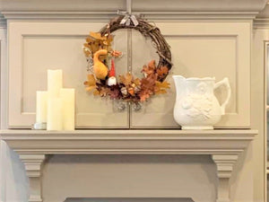 Autumn Harvest Wreath - 2020 Autumn Collection (limited quantities)