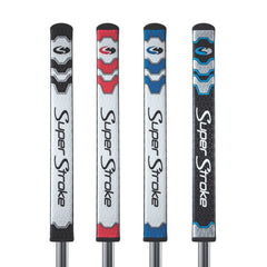 Super Stroke Flatso 1.0 Putter Grip with CounterCore 50g Weight