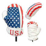 "USA Flag ""Boxing Glove"" Headcover for Driver"