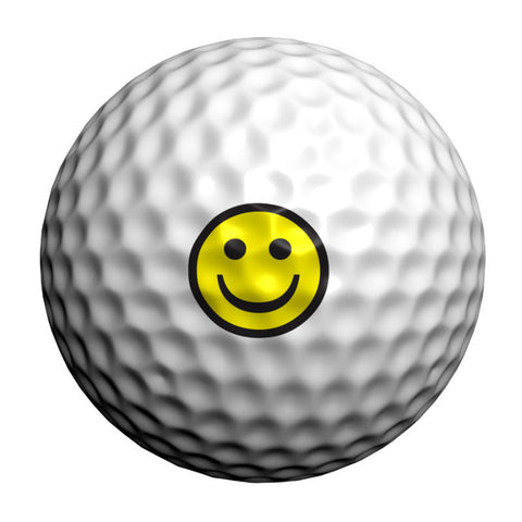 GolfDotz - Be Happy (Personalize Your Golf Ball)
