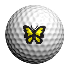 GolfDotz - Majestic Butterfly (Personalize Your Golf Ball)