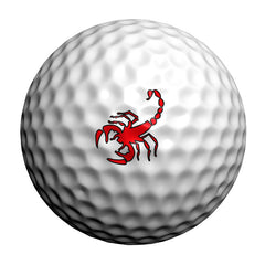 GolfDotz - Scorpions (Personalize Your Golf Ball)