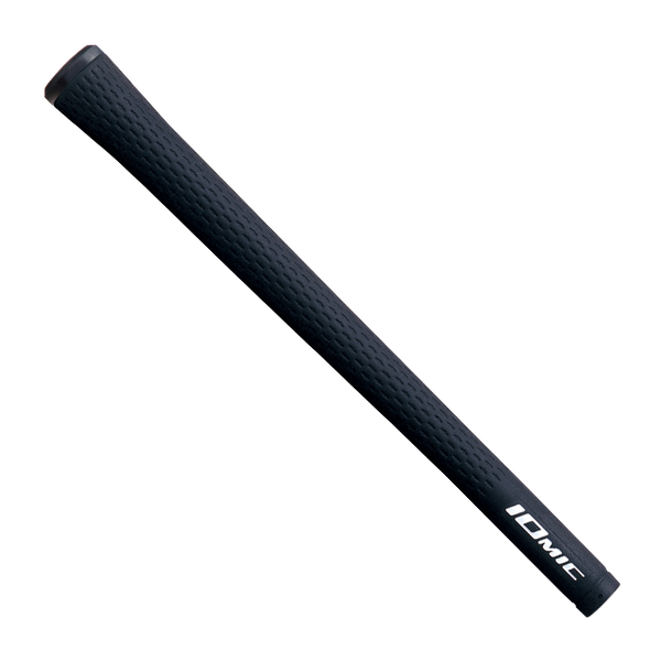Iomic Sticky 2.3 Ribbed Grip - Black