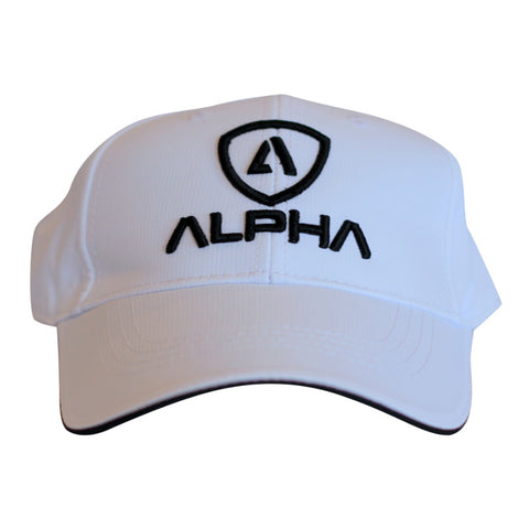 Alpha Hat - White