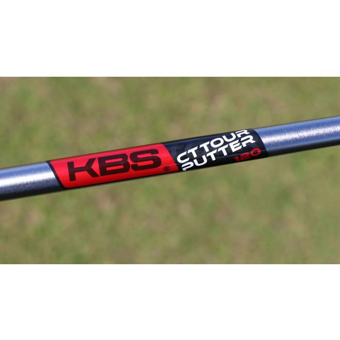 KBS CT TOUR Putter Shaft - ** SINGLE BEND **