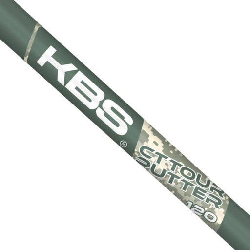 KBS CT TOUR Putter Shaft - ** STRAIGHT (Military Green) **