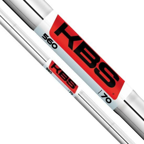 KBS 560 Shaft (.370 Tip)