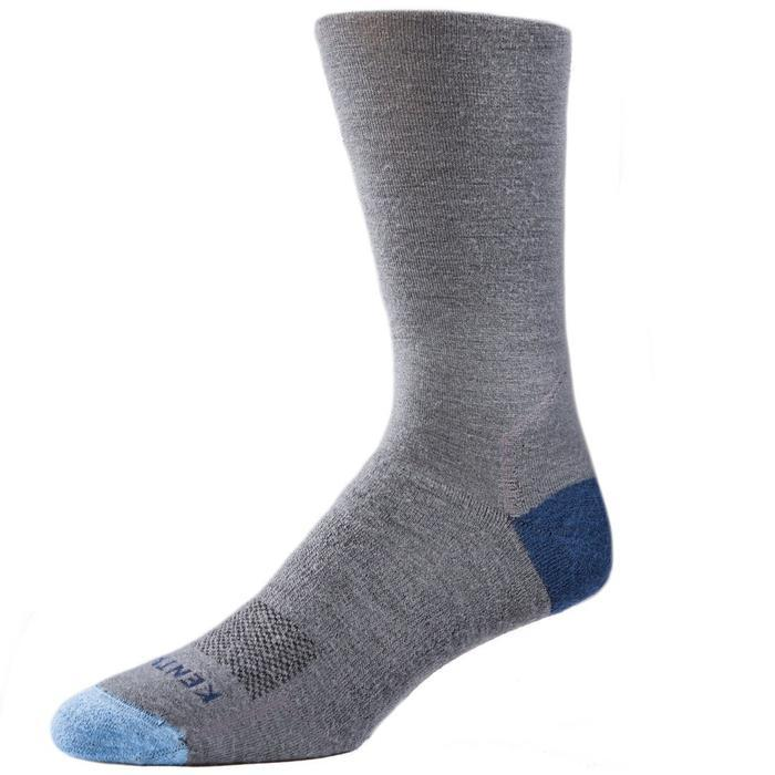 KentWool 19th Hole Collection New Solid Golf Sock (Dress Sock)