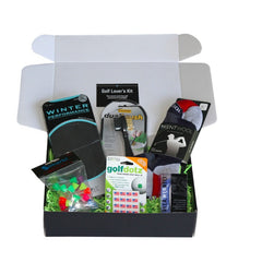 "Golf Lover's ""Winter Wearables"" Gift Kit"