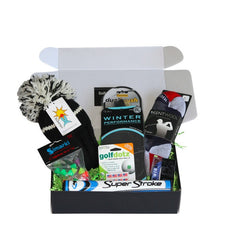 "Golf Lover's ""Ultimate Game"" Gift Kit with Super Stroke Legacy 3.0 Grip"