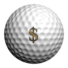 GolfDotz - Big Money (Personalize Your Golf Ball)